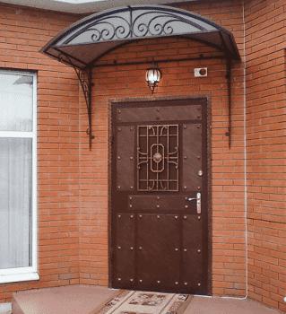 входные двери в общественные заведения