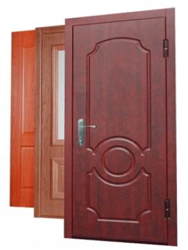 Накладки на входные двери: обновляем внешний вид