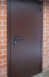 Двери стальные в гараж купить куплю гараж ракушки пенал