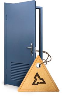 железная дверь в москве установка