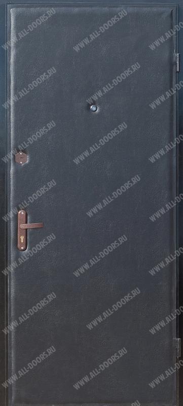 дверь металлическая двухстворчатая воскресенск