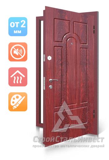 дверь входная металлическая г железнодорожный