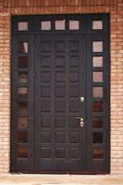 входные двери металические в талдоме
